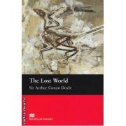 The Lost World - Level 3 Elementary ( editura: Macmillan, autor: Arthur Conan Doyle, ISBN 978-1-4050-7271-7 )