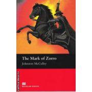 The Mark of Zorro - Level 3 Elementary ( editura: Macmillan, autor: Johnston McCulley, ISBN 978-0-230-02921-7 )