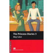 The Princess Diaries 3 - Level 4 Pre-Intermediate ( editura: Macmillan, autor: Meg Cabot, ISBN 978-0-2300-3750-2 )