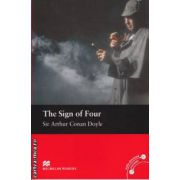 The Sign of Four - Level 5 Intermediate ( editura: Macmillan, autor: Arthut Conan Doyle, ISBN 978-0-2300-3521-8 )