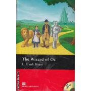 The Wizard of Oz - Level 4 Pre-Intermediate + CD ( editura: Macmillan, autor: Frank Baum, ISBN 978-1-4050-8714-8 )
