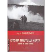 Istoria Tinutului Herta pana in anul 1940
