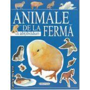 Animale de la Ferma cu abtibilduri