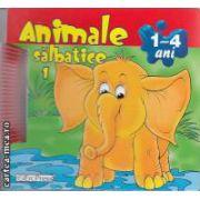 Animale salbatice 1  1-4 ani