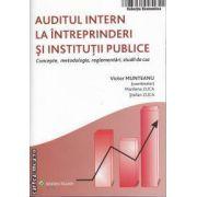 Auditul intern la intreprinderi si institutii publice