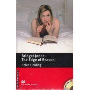 Bridget Jones The Edge of Reason Level 5 Intermediate +CD ( editura: Macmillan, autor: Helen Fielding, ISBN 978-0-2304-0023-8 )