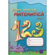 Caiet special Matematica clasa 1