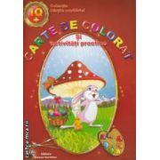 Carte de colorat si activitati practice (rosie)