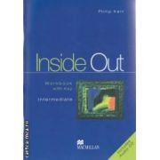 Inside Out Intermediate Workbook with key +CD