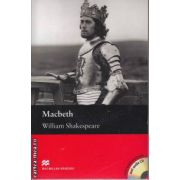Macbeth - Level 6 Upper +CD ( editura: Macmillan, autor: William Shakespeare, ISBN 978-0-2304-0223-2 )