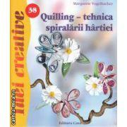 Idei creative Quilling Tehnica spiralarii hartiei