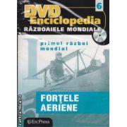 Razboaiele mondiale nr 6 Primul razboi mondial Fortele Aeriene + DVD