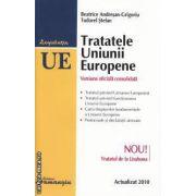Tratatele Uniunii Europene 2010