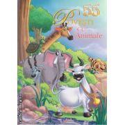 55 Povesti cu Animale