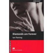 Diamonds are Forever - Level 4 Pre-Intermediate ( editura: Macmillan, autor: Ian Fleming, ISBN 978-0-2307-3119-6 )