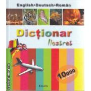 Dictionar ilustrat English Deutstsch Roman