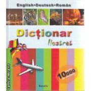 Dictionar ilustrat English Deutstsch Roman