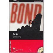 Dr No Level 5 Intermediate + CD ( editura: Macmillan, autor: Ian Fleming, ISBN 978-1-4050-8058-3 )