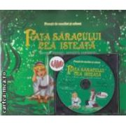 Fata Saracului cea isteata (povestea, cartea de colorat si CD audio