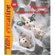 Figurine si ornamente din aluat