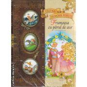Cele mai frumoase povesti Frumoasa cu parul de aur + CD