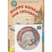Happy Songs for children cu CD
