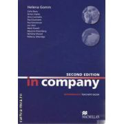 In Company Second Edition Intermediate Teacher's Book