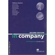 In Company Second Edition Pre-Intermediate Teacher's Book