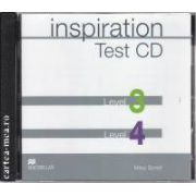 Inspiration Test CD Level 3 Level 4
