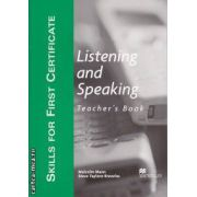 Listening and speaking Teacher's book