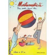 Matematica Teme pentru timpul liber clasa 5 a