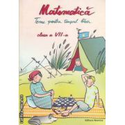 Matematica Teme pentru timpul liber clasa 7a