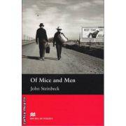 Of Mice and Men - Level 6 Upper Intermediate ( editura: Macmillan, autor: John Steinbeck, ISBN 978-0-2300-3106-7 )