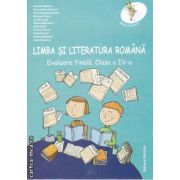 Limba si Literatura Romana Evaluare finala Clasa a 4 a