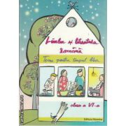 Limba si literatura Romana Teme pentru timpul liber clasa 6 a