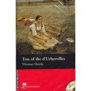 Tess of the d'Urbervilles Level 5 Intermediate + CD ( editura: Macmillan, autor: Thomas Hardy, ISBN 978-1-4050-7457-5 )