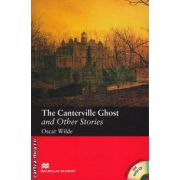 The Canterville Ghost and Other stories - Level 3 Elementary + CD ( editura: Macmillan, autor: Oscar Wilde, ISBN 978-1-4050-7640-1 )