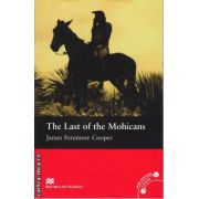 The Last of the Mohicans - Level 2 Beginner ( editura: Macmillan, autor: James Fenimore Cooper, ISBN 978-0-2300-3499-0 )