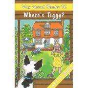 Where's Tiggy Way Ahead Reader 1C