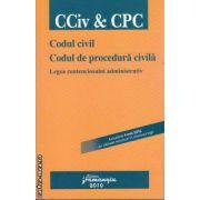 Codul civil Codul de procedura civila 2010