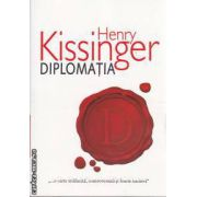 Diplomatia ( Editura: All, Autor: Henry Kissinger, ISBN 9786065871717 )