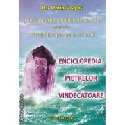 Fundamentele medicinei naturale. Vol 3: Cristaloterapia psihocauzala: enciclopedia pietrelor vindecatoare (Editura: Deceneu, Autor: Dr. Dorin Dragos ISBN 9789739466523 )