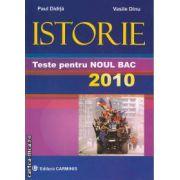 Istorie Tete pentru Noul Bac 2010