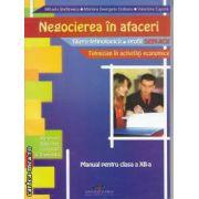 Negocierea in afaceri Manual clasa 12 a