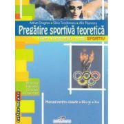 Pregatire sportiva teoretica Manual clasele a 9 a si a 10 a