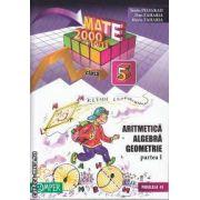 Aritmetica Algebra Geometrie clasa 5-a partea 1