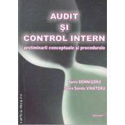 Audit si Control Intern preliminarii conceptuale si procedurale