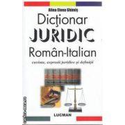 Dictionar Juridic Roman - Italian