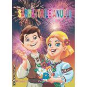 Sarbatorile Anului Carte de citit si colorat