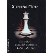 Set Cadou Colectia completa Saga Amurg